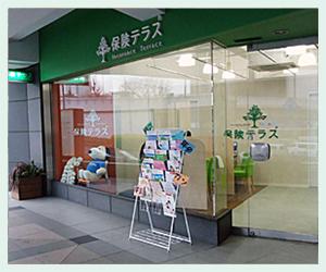 保険テラス 東急プラザ赤坂店(ビーンズ赤羽店に移転統合)の店舗写真