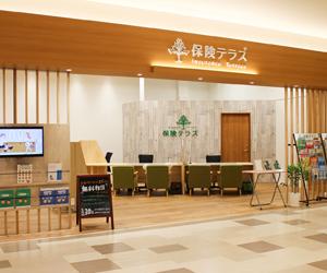 保険テラス ファボーレ富山店の店舗写真